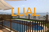 Long term rental - House with sea views